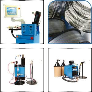 prodotti e macchinari per metallizzazione