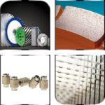 applicazione polveri diamantate