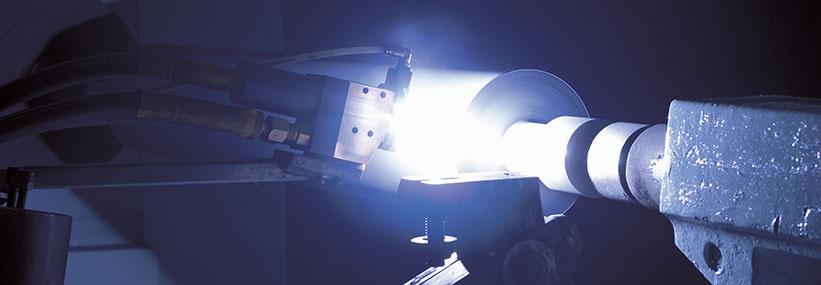 metallizzazione al plasma