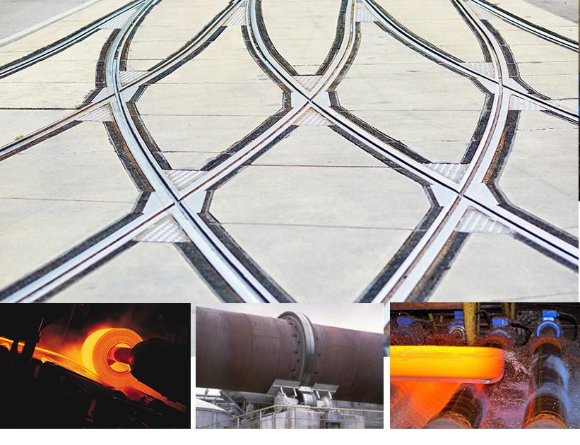 riporti antiusura lavorazione acciaio